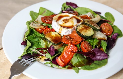 goats cheese salad 500x500